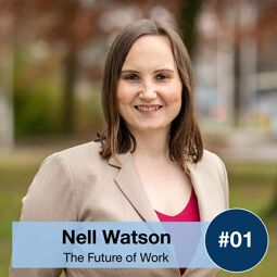 FOW1: Nell Watson - Evolution of AI and where it is leading us