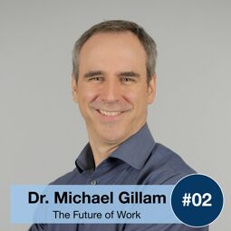 FOW2: Dr Michael Gilliam - Exponential data will lead to the next revolution in human thinking