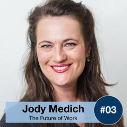 "FOW3: Jody Medich - Need for humanizing technology & upskilling for the ""Gig economy"""