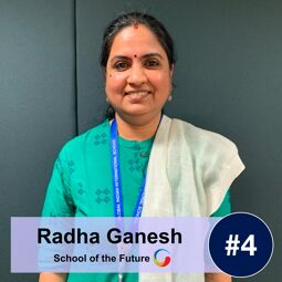 SOTF4: Entrepreneurship and Innovation in Education with Radha Ganesh