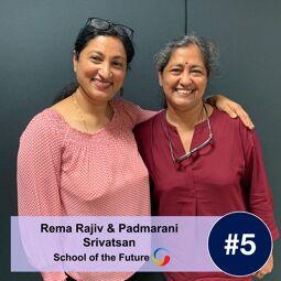 SOTF5: Teaching Children Sustainability and Society with Rema Rajiv and Padmarani Srivatsan
